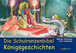 Die Schulranzenbibel von Hafermaas,  Gabriele, Heinemann,  Horst, Trebing,  F Christian