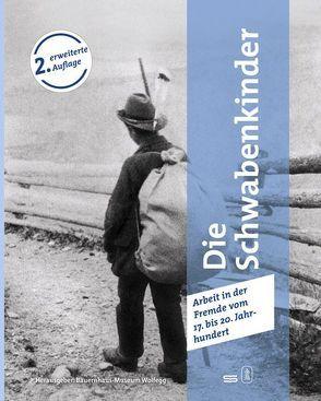 Die Schwabenkinder – Daheim war ganz weit weg… von Brugger,  Christine, Zimmermann,  Stefan