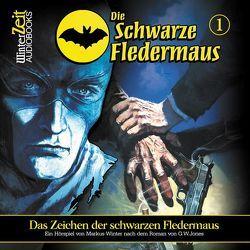 Die Schwarze Fledermaus 01 von Jones,  G.W., Winter,  Markus
