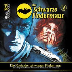 Die Schwarze Fledermaus 02 von Jones,  G.W., Winter,  Markus