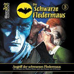 Die Schwarze Fledermaus 03 von Jones,  G.W., Winter,  Markus