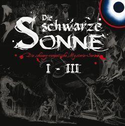 Die Schwarze Sonne 1-3 (Boxset) von Halgardt,  Harald, Merlau,  Günter, Stark,  Christian
