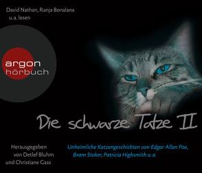 Die schwarze Tatze 2 von Bluhm,  Detlef, Bonalana,  Ranja, Gass,  Christiane, Kluckert,  Tobias, Nathan,  David