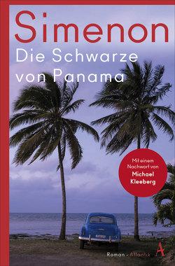 Die Schwarze von Panama von Simenon,  Georges, Vogel,  Ursula