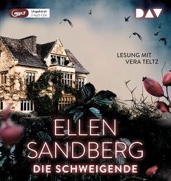 Die Schweigende von Sandberg,  Ellen, Teltz,  Vera