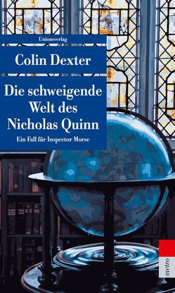Die schweigende Welt des Nicholas Quinn von Dexter,  Colin