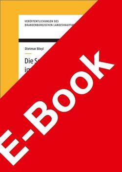 Die Schweizer Kolonisten im Golmer Bruch bei Potsdam von Bleyl,  Dietmar