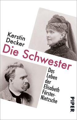 Die Schwester von Decker,  Kerstin