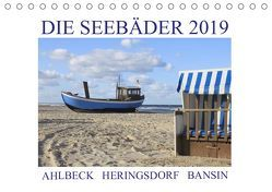 Die Seebäder 2019 (Tischkalender 2019 DIN A5 quer) von Fuchs,  Susanne