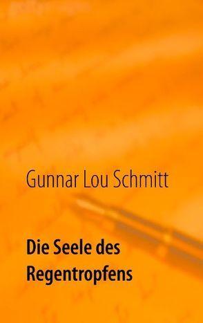 Die Seele des Regentropfens von Schmitt,  Gunnar Lou