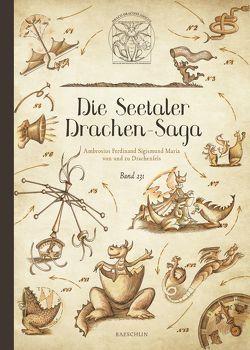 Die Seetaler Drachen-Saga von Fedorchenko,  Andrey, Wiener,  Dan