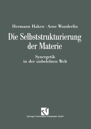 Die Selbststrukturierung der Materie von Wunderlin,  Arne
