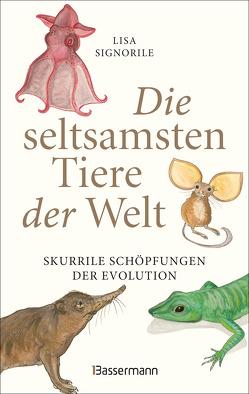 Die seltsamsten Tiere der Welt – Skurrile Schöpfungen der Evolution. Tierporträts, die Darwin und Humboldt sicher nicht kannten. von Kristen,  Franziska, Signorile,  Lisa