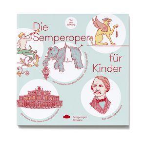 Die Semperoper für Kinder von Friedrich,  Toni Burghard, Klemm,  Sabine, Kurpiens,  Silke