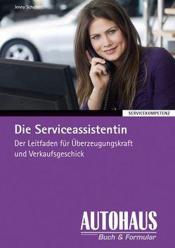 Die Serviceassistentin von Schubert,  Jenny