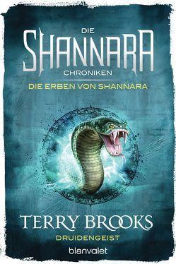 Die Shannara-Chroniken: Die Erben von Shannara 2 – Druidengeist von Brooks,  Terry, Weidmann,  Angelika