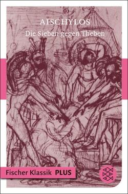 Die Sieben gegen Theben von Aischylos, Droysen,  Johann Gustav
