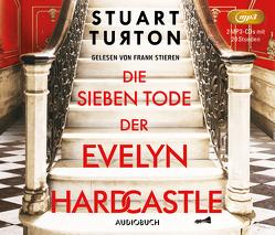 Die sieben Tode der Evelyn Hardcastle von Merkel,  Dorothee, Stieren,  Frank, Turton,  Stuart