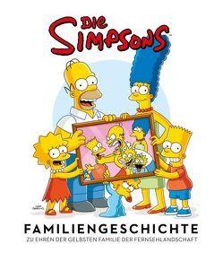 Die Simpsons Familiengeschichte von Groening,  Matt