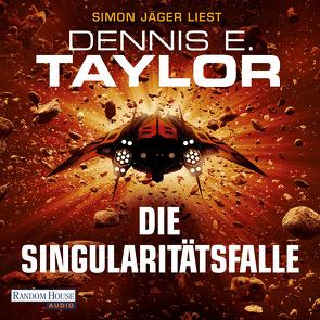 Die Singularitätsfalle von Hofstetter,  Urban, Jäger,  Simon, Taylor,  Dennis E.