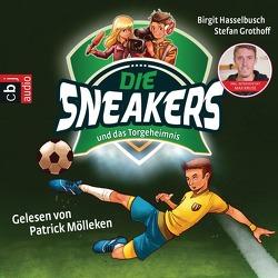 Die Sneakers und das Torgeheimnis von Grothoff,  Stefan, Hasselbusch,  Birgit, Mölleken,  Patrick