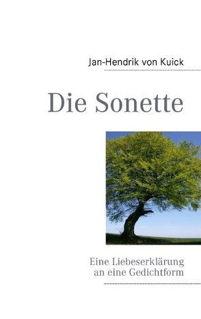 Die Sonette von Kuick,  Jan H von