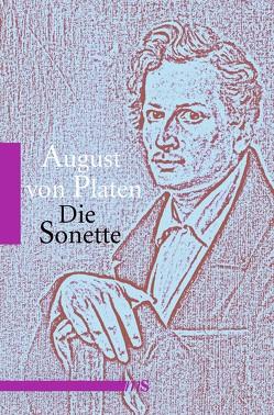 Die Sonette von Platen,  August von