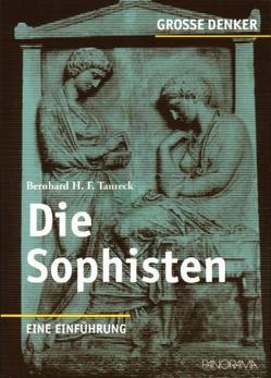 Die Sophisten von Taureck,  Bernhard H
