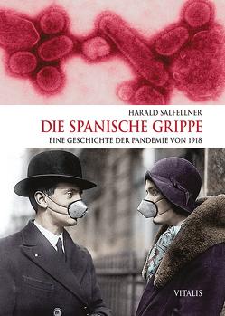Die Spanische Grippe von Salfellner,  Harald