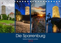 Die Sparrenburg. Bielefelds Wahrzeichen porträtiert. (Tischkalender 2019 DIN A5 quer) von Dumcke,  Rico