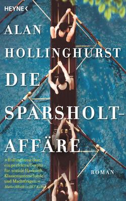 Die Sparsholt-Affäre von Hollinghurst,  Alan, Stegers,  Thomas