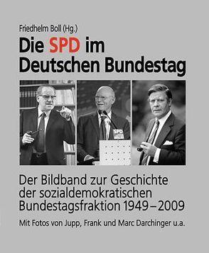 Die SPD im Deutschen Bundestag von Boll,  Friedhelm