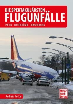 Die spektakulärsten Flugunfälle von Fecker,  Andreas