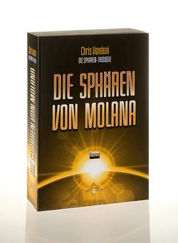 Die Sphären von Molana von Spiegelberg Verlag, Vandoni,  Chris