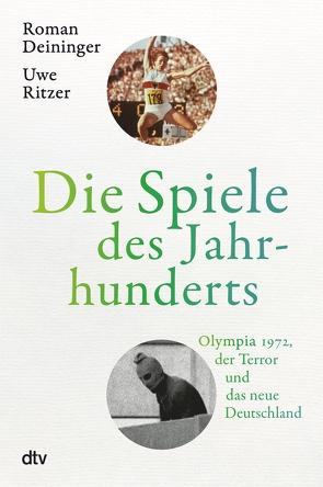 Die Spiele des Jahrhunderts von Deininger,  Roman, Ritzer,  Uwe