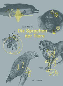Die Sprachen der Tiere von Meijer,  Eva, Welzbacher,  Christian