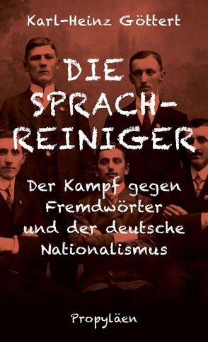 Die Sprachreiniger von Göttert,  Karl-Heinz