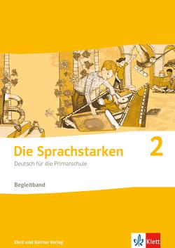 Die Sprachstarken 2 – Weiterentwicklung / Augabe ab 2021 von Lindauer,  Thomas, Senn,  Werner