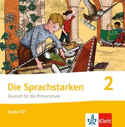 Die Sprachstarken 2 – Weiterentwicklung / Ausgabe ab 2021 von Lindauer,  Thomas, Senn,  Werner