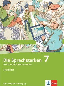 Die Sprachstarken 7 von Lindauer,  Thomas, Senn,  Werner