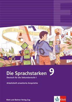 Die Sprachstarken 9 von Lindauer,  Thomas, Senn,  Werner