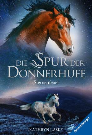 Die Spur der Donnerhufe, Band 2: Sternenfeuer von Khakdan,  Wahed, Lasky,  Kathryn, Wiemken,  Simone