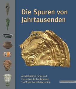 Die Spuren von Jahrtausenden von Boos,  Andreas, Ontrup,  Maximilian, Wolf,  Gertraud, Zuber,  Joachim