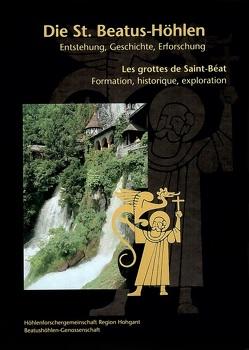 Die St. Beatus-Höhlen von Häuselmann,  Philipp, Verschiedene, Widmer,  Urs