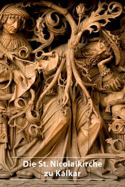 Die St. Nicolaikirche zu Kalkar von Werd,  Guido de