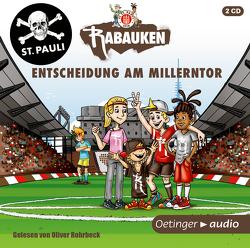 FC St. Pauli Rabauken von Blase,  Tina, Rohrbeck,  Oliver