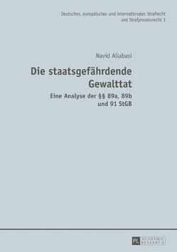 Die staatsgefährdende Gewalttat von Aliabasi,  Navid