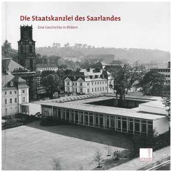 Die Staatskanzlei des Saarlandes von Meyer,  Ulli