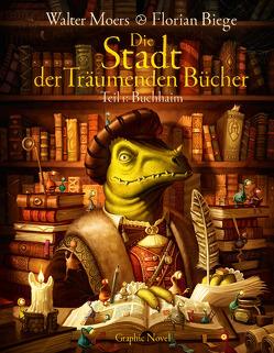 Die Stadt der Träumenden Bücher (Comic) von Moers,  Walter