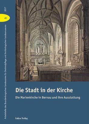 Die Stadt in der Kirche von Claudia,  Rückert, Drachenberg,  Thomas, Hartmut,  Kühne